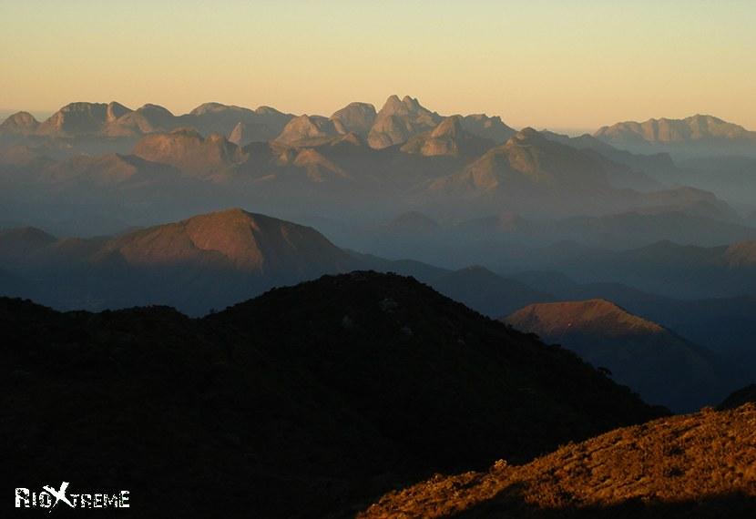 Serra dos Órgãos mountains