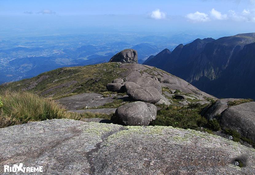Serra dos Órgãos mountain range