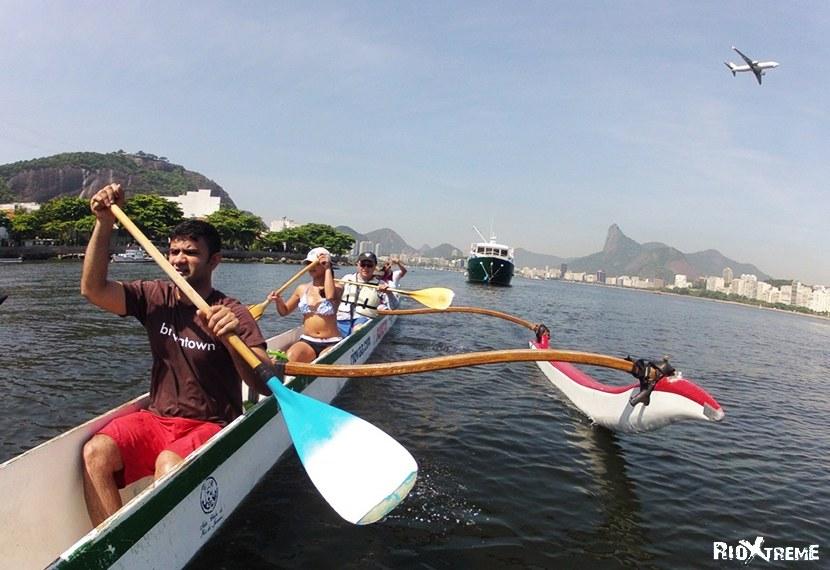 Ocean Canoeing