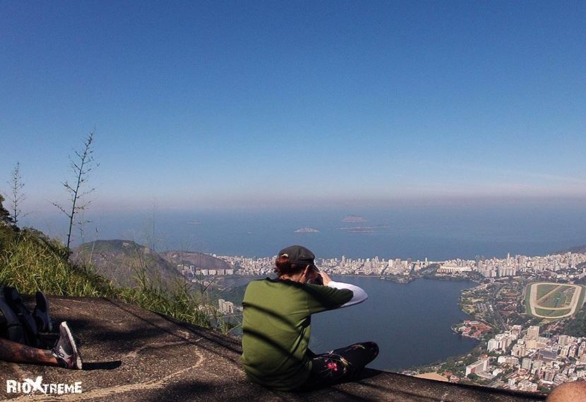 Rise above Rio city