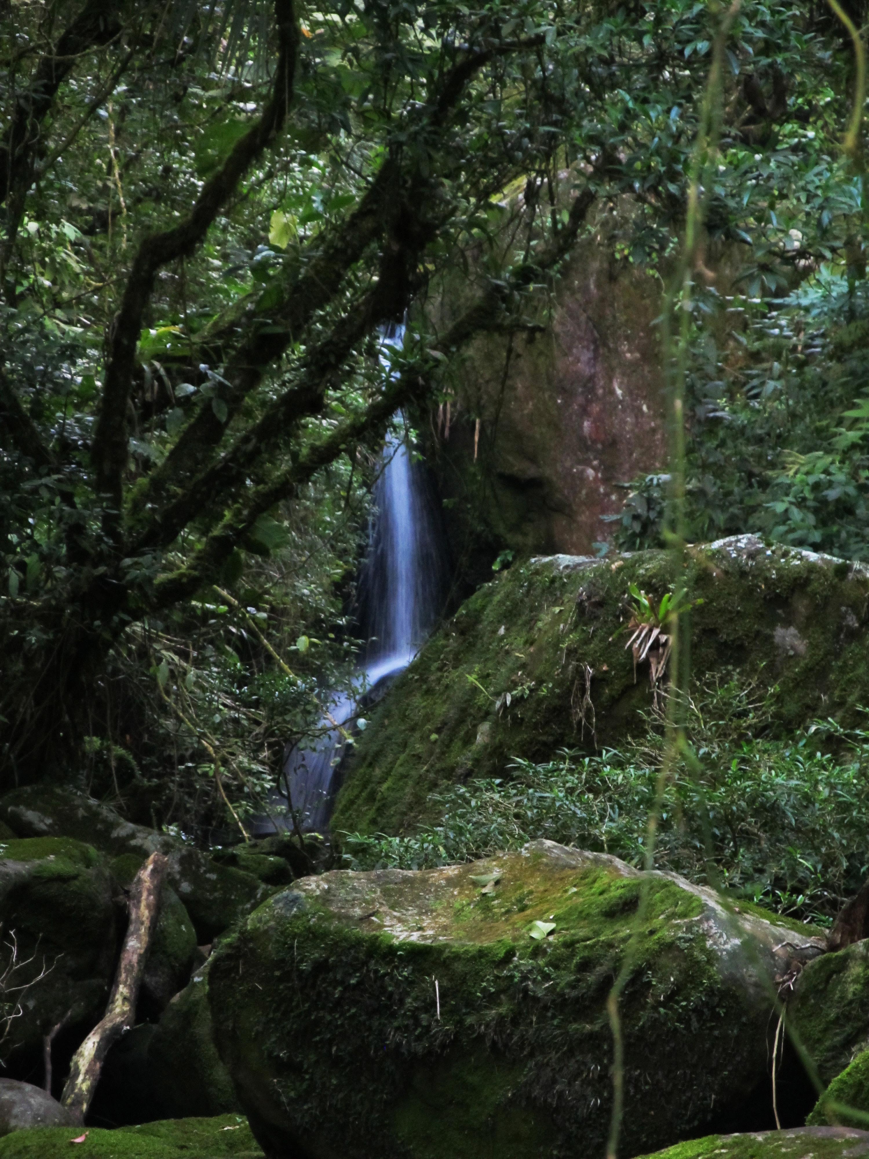 Calm Waterfalls