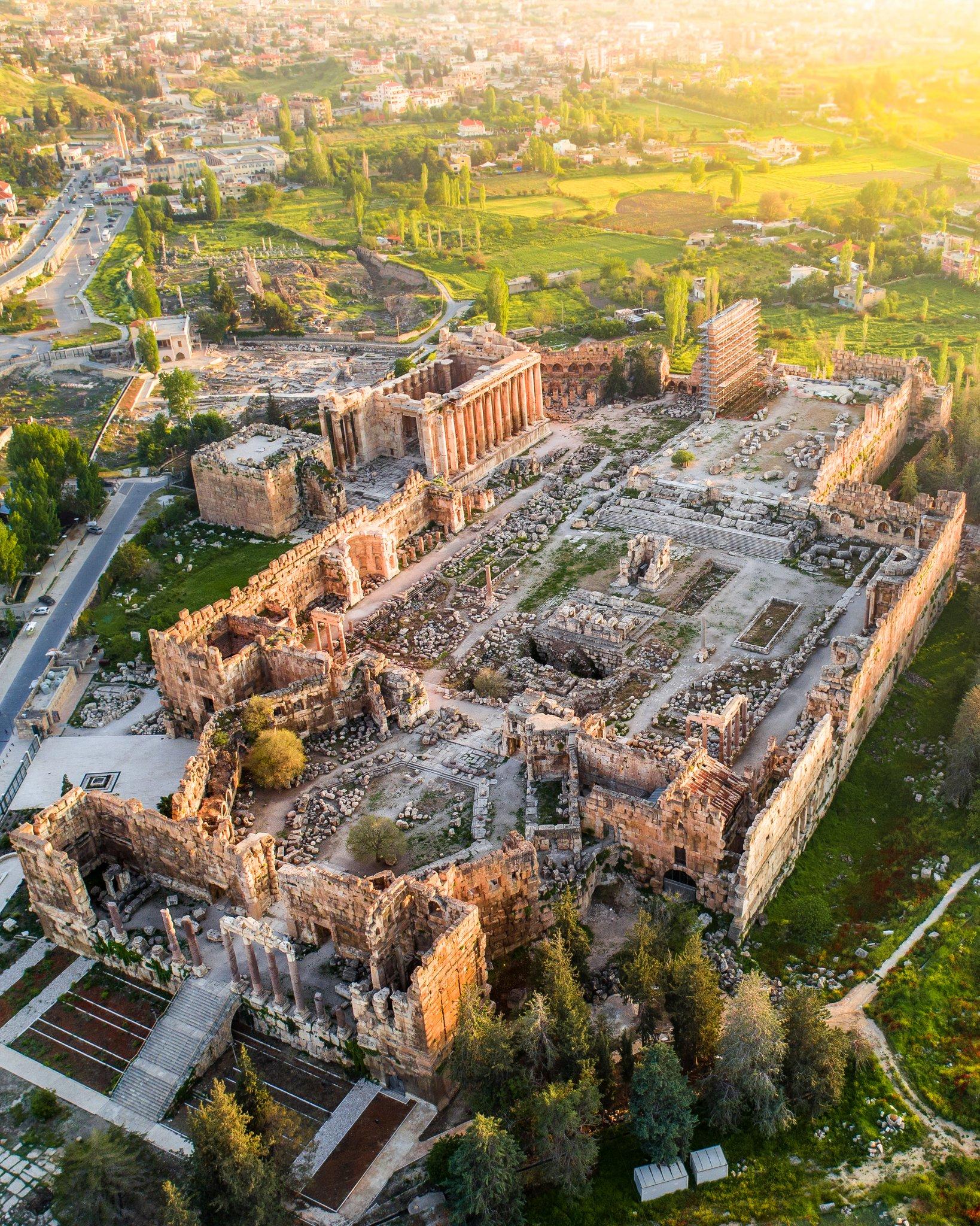 Baalbek Roman City