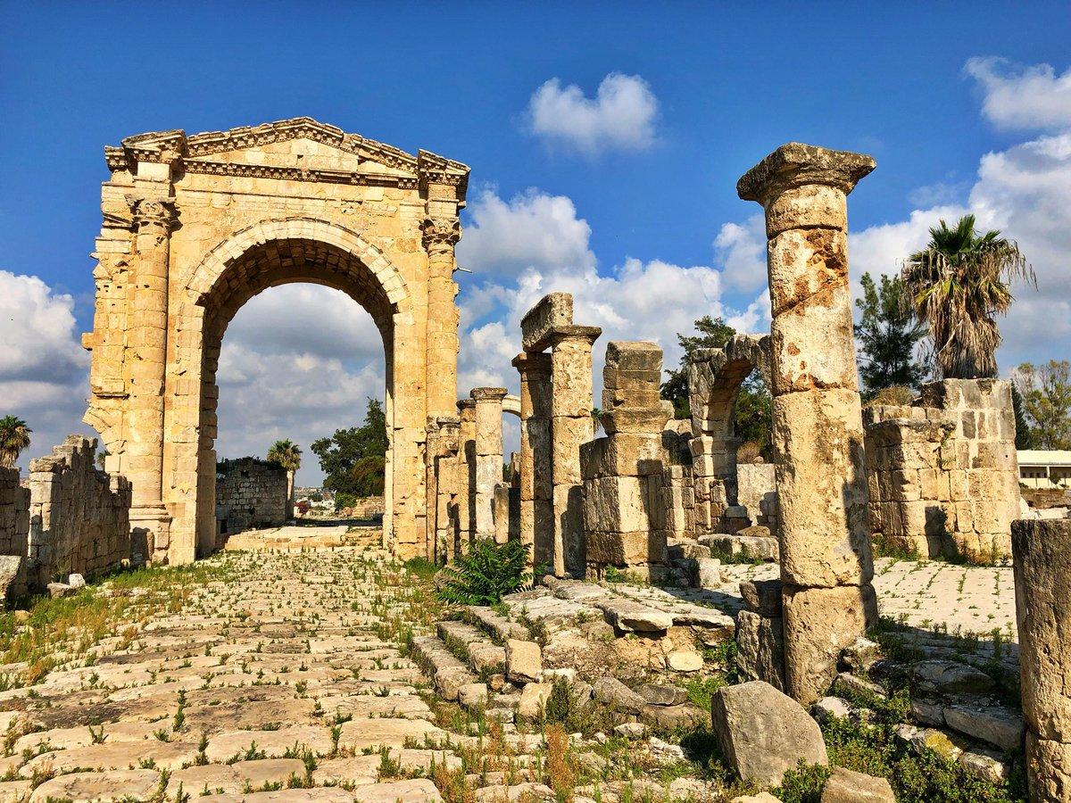 Explore the ancient ruins of Al Bass
