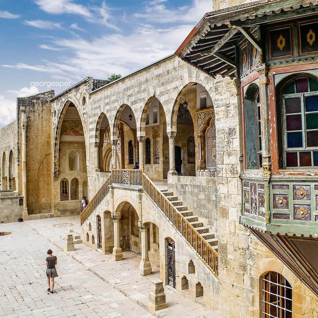 Tour the Beiteddine Palace