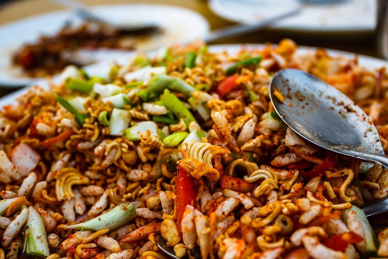Taste amazing food items