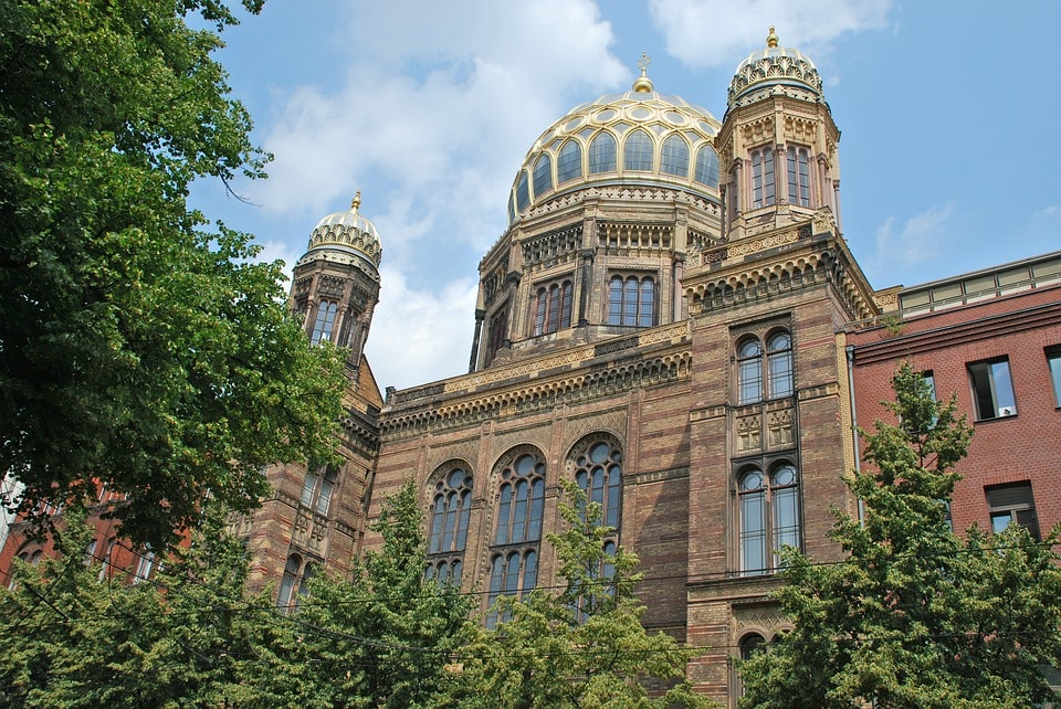 New Synagogue of Berlin