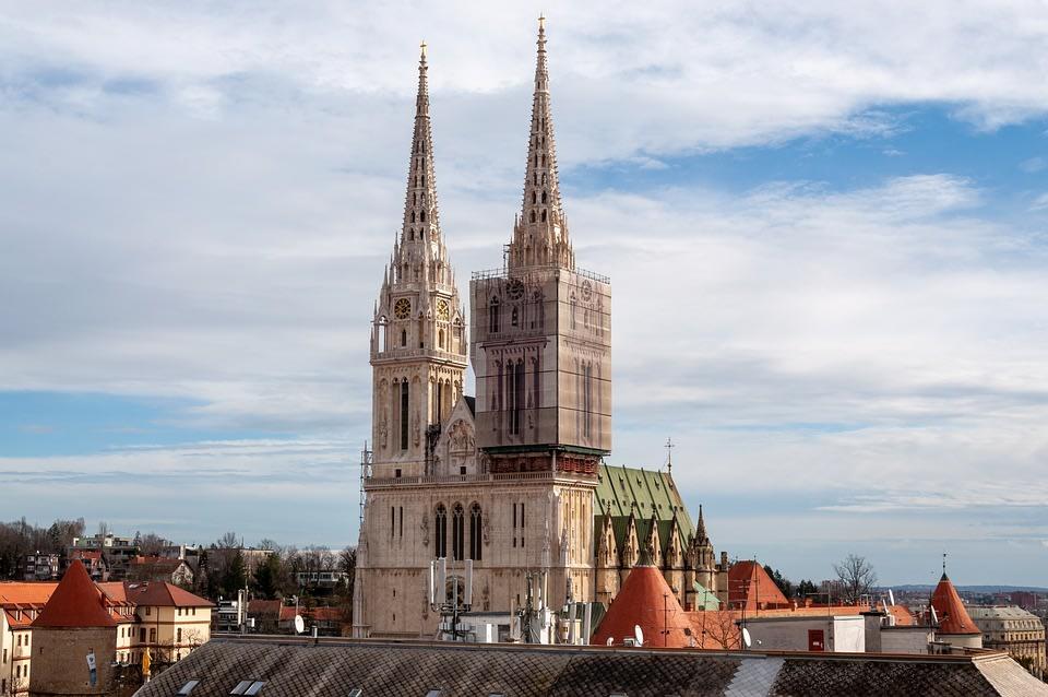 Zagreb Cathedral - architectural grandeur