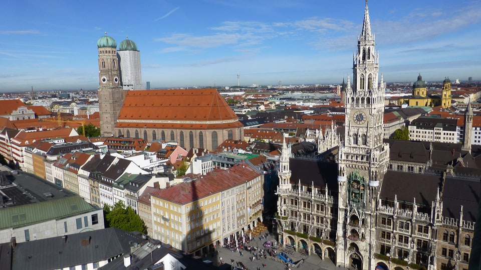 New Town Hall of Munich