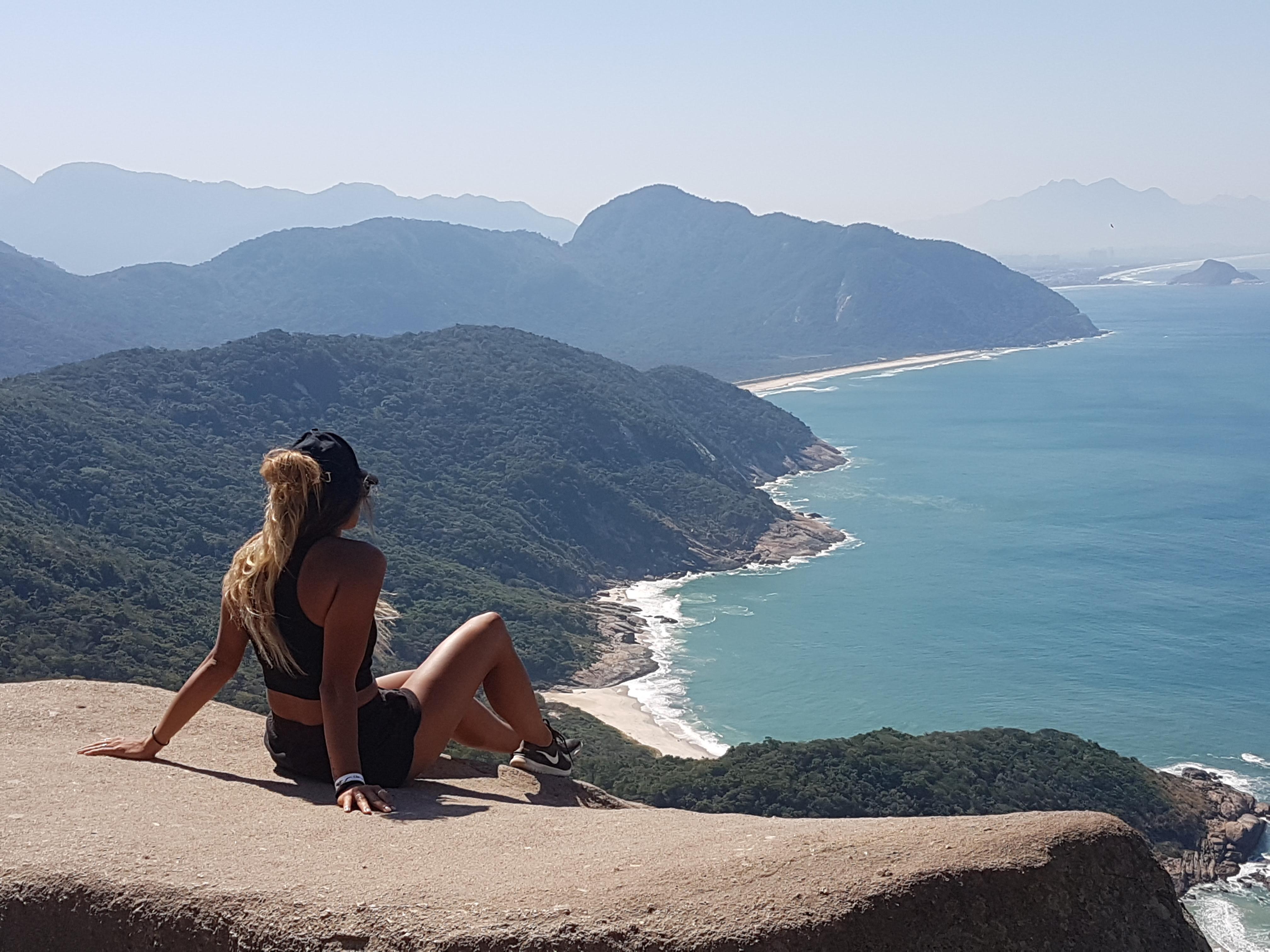 From the Pedra do Telegrafo
