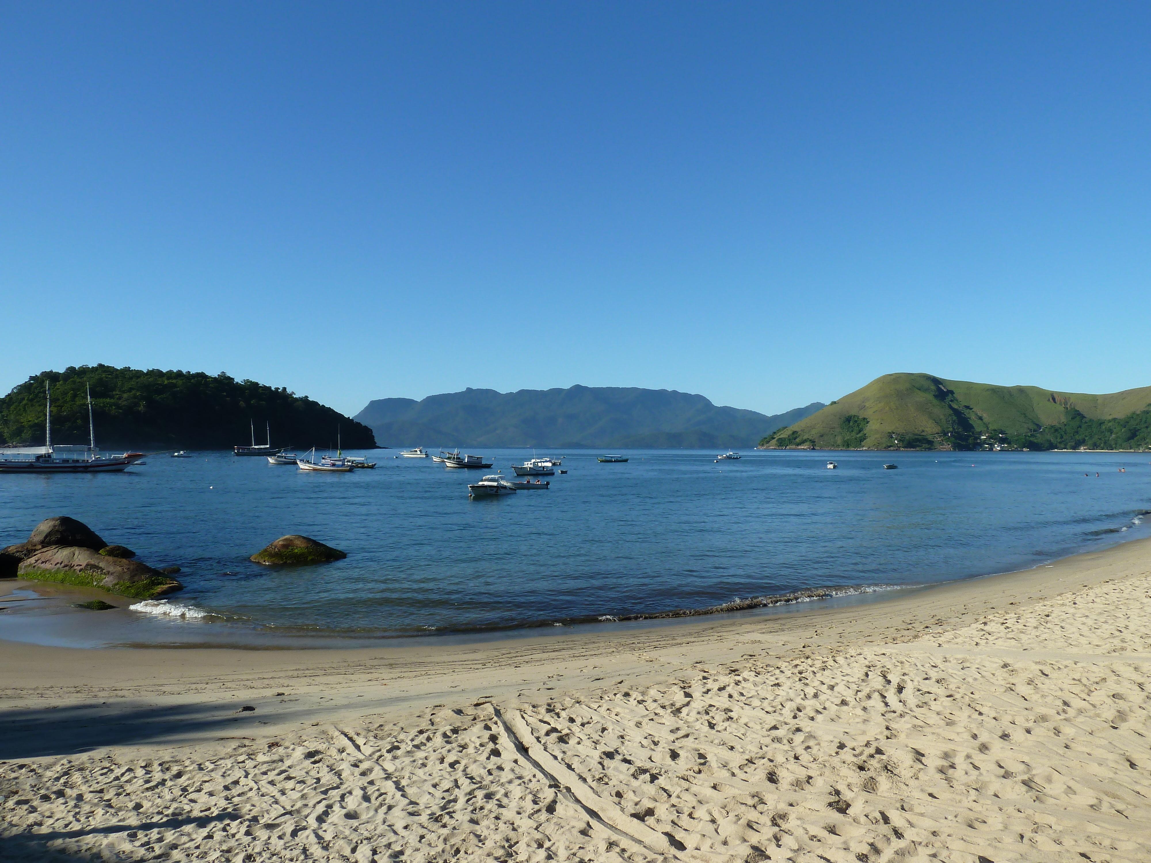 Enjoy the Blue Beach Waters