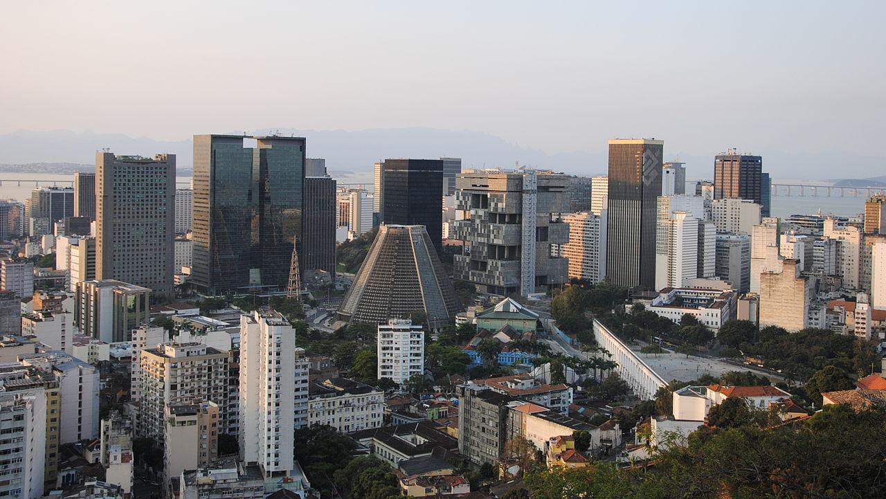 The Scenic City of Rio