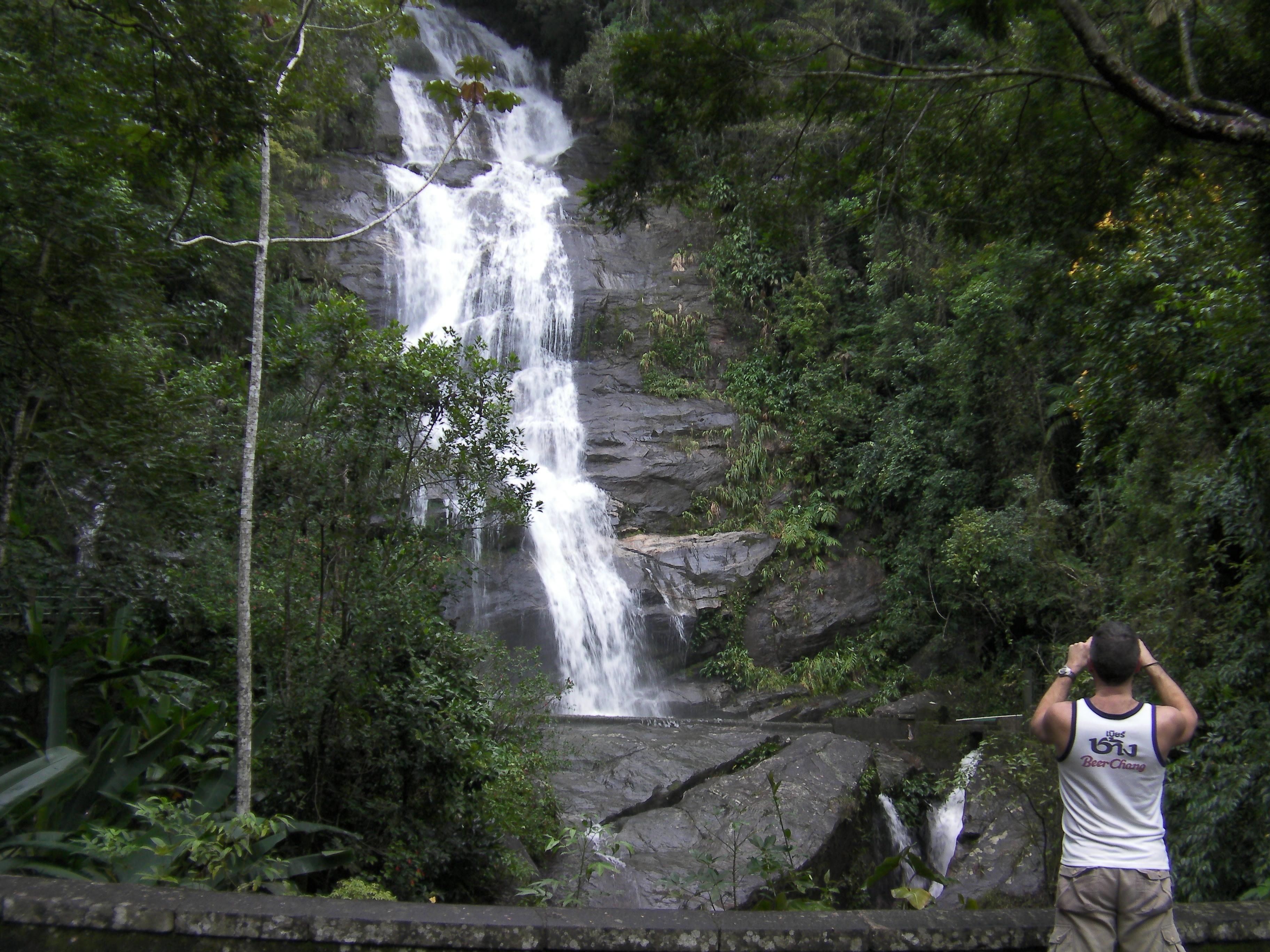 Witness the Beautiful Waterfalls