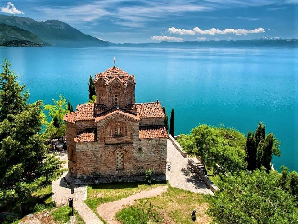 Castles in Ohrid