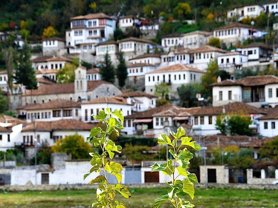 Berat Town