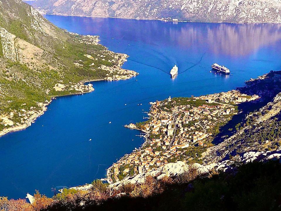 Views from Kotor