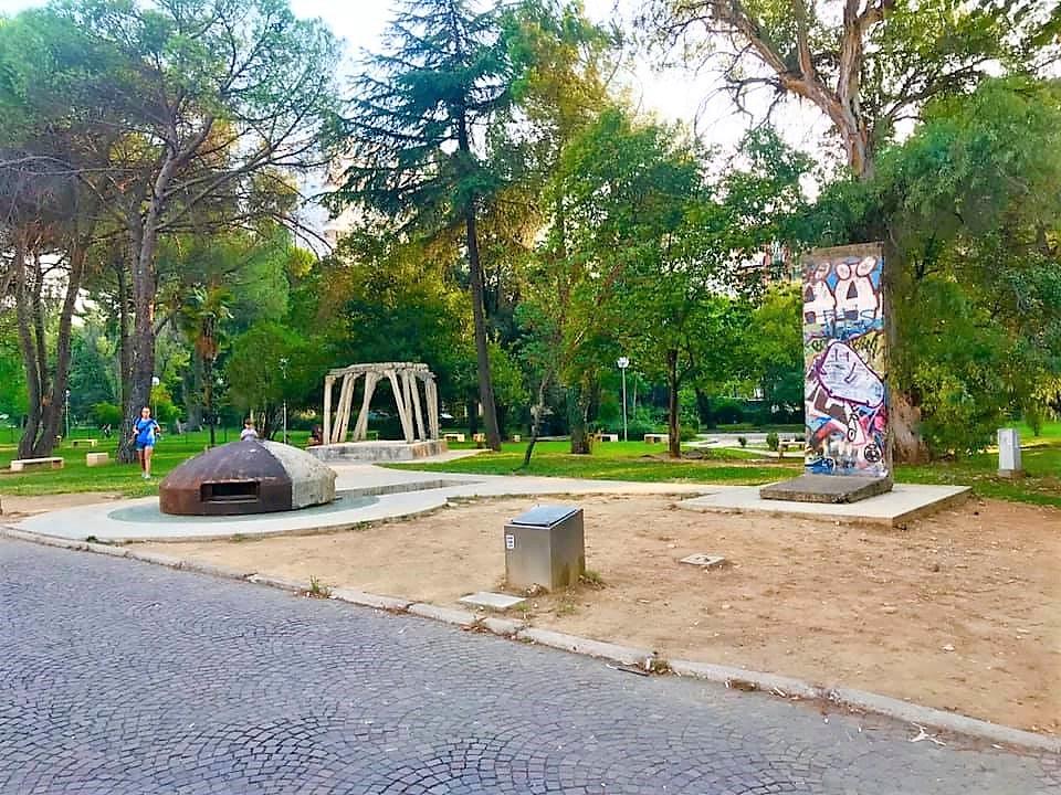 Parks in Tirana