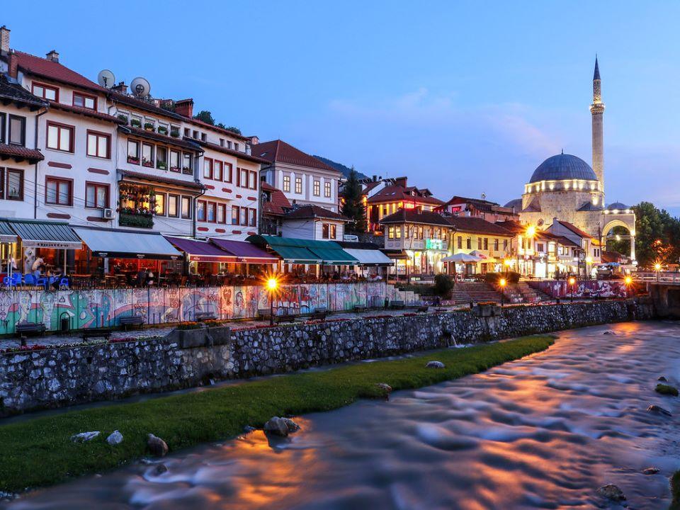 Prizren Old Town