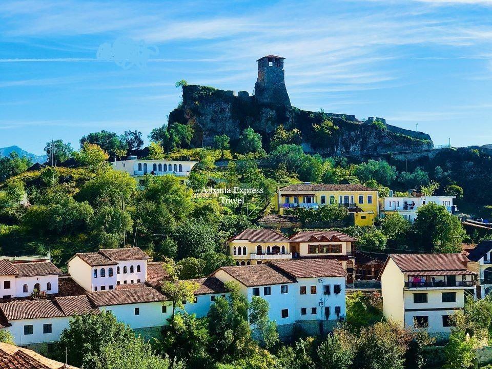 Towns in Kruje
