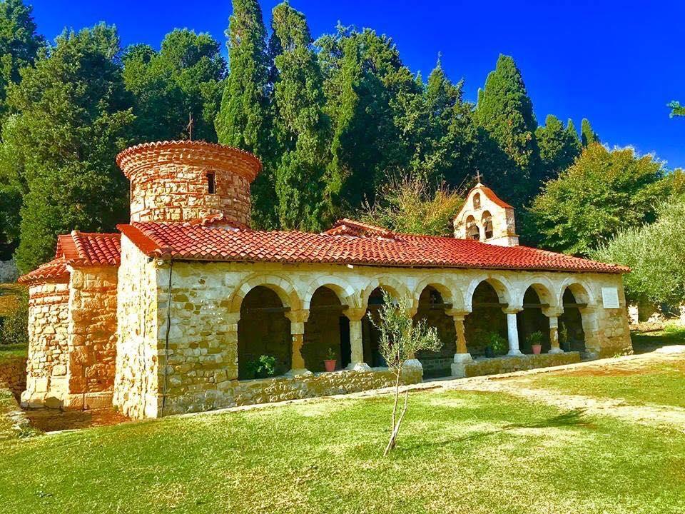 Zvernec Monastery