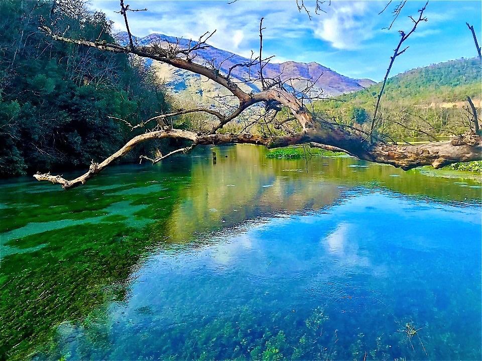 Blue Eye, Water Spring