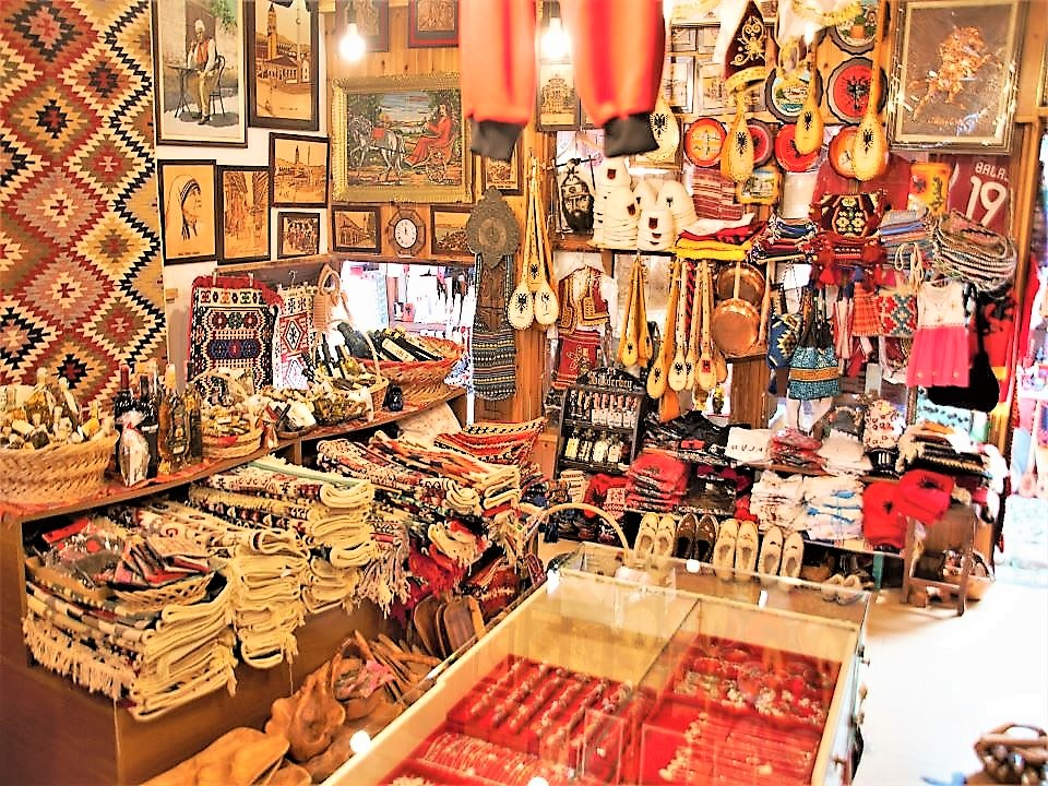 Kruja Old Bazaar