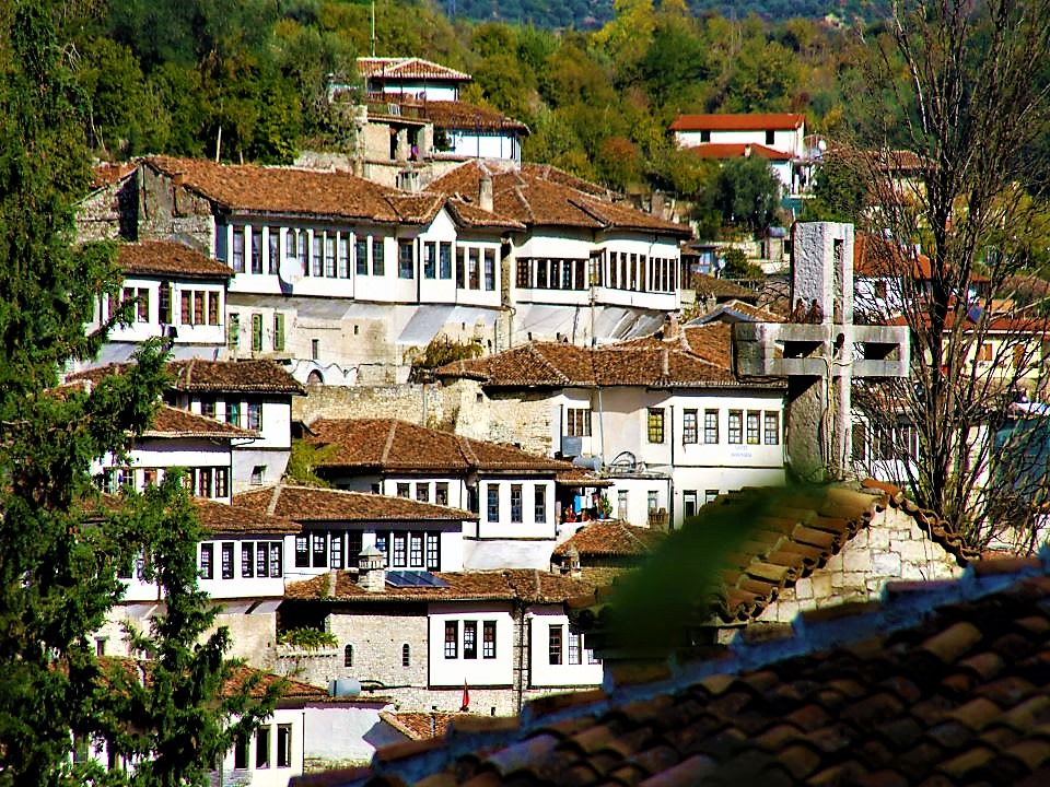 Berat Houses