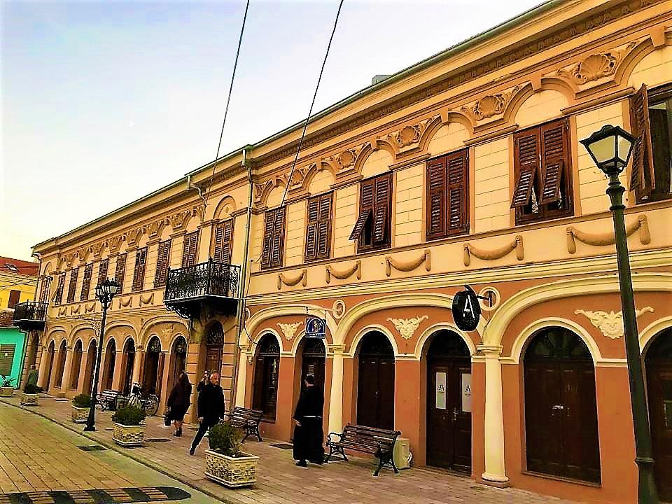 Shkoder Old Town