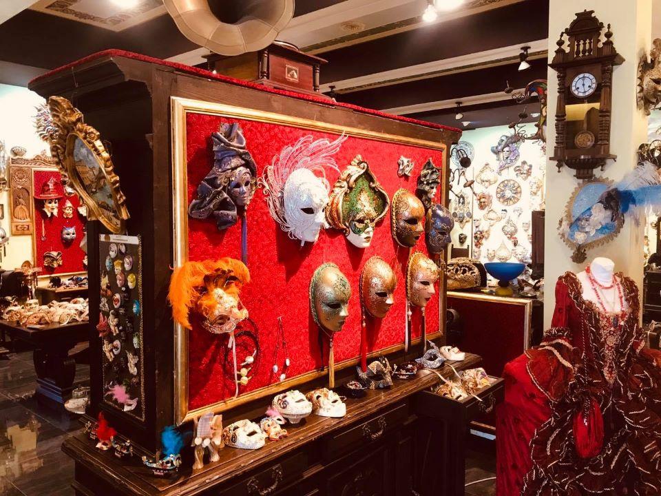 Venetian Masks Factory
