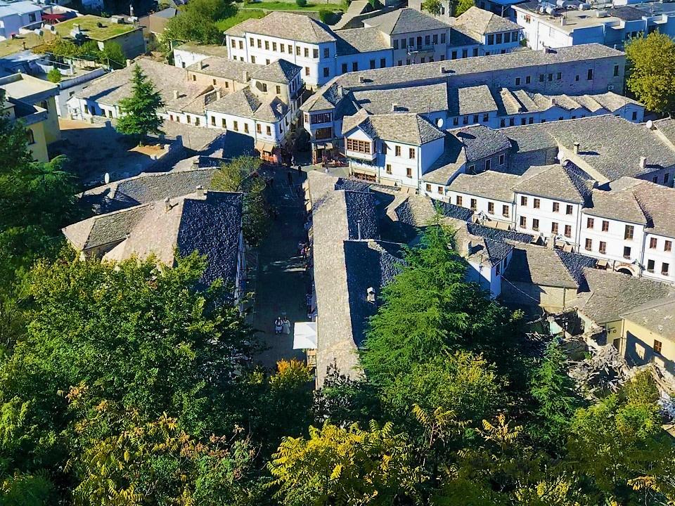 Gjirokastra Old Town