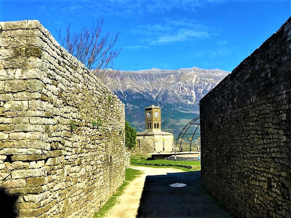 The Castle of Gjirokastra