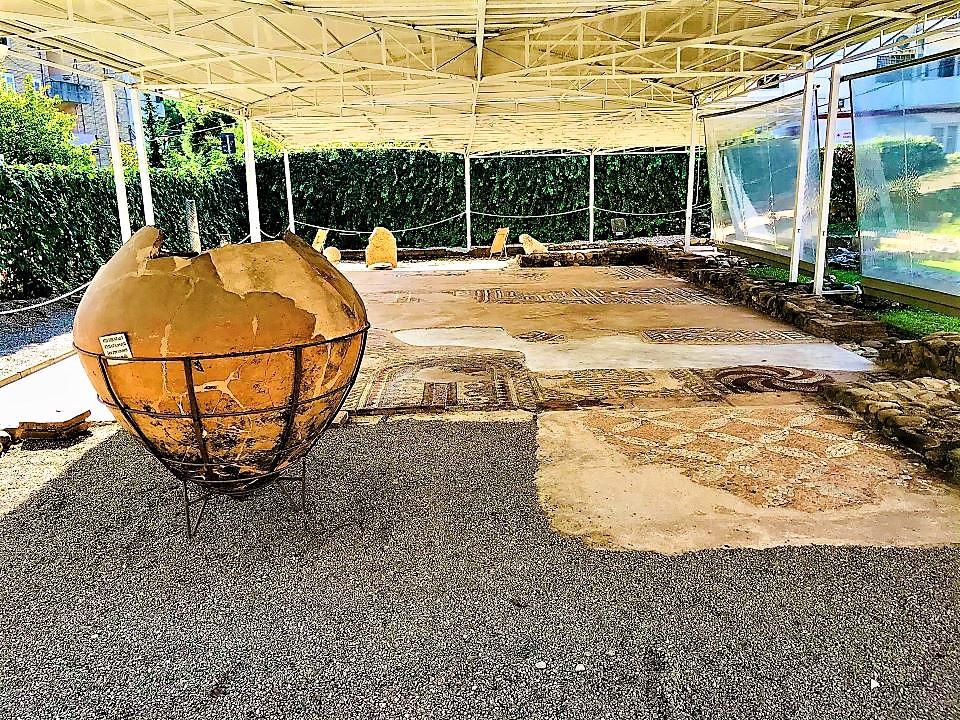 The Mosaic of Tirana