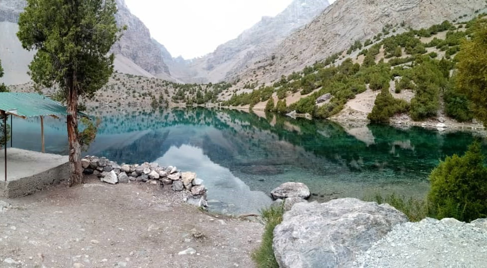 The Fann Mountains, Tajikistan