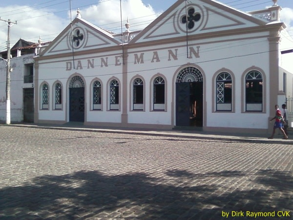 Dannemann: cigar factory