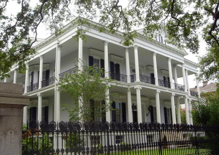 Jackson Avenue Mansion