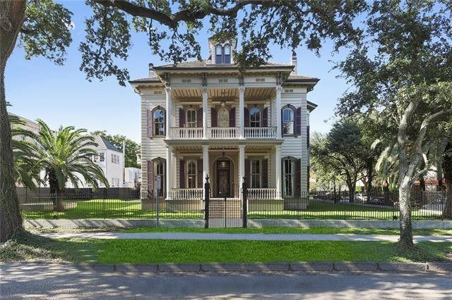 St. Charles Avenue Mansion