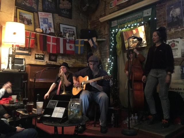 Bourbon Street Jazz in New Orleans