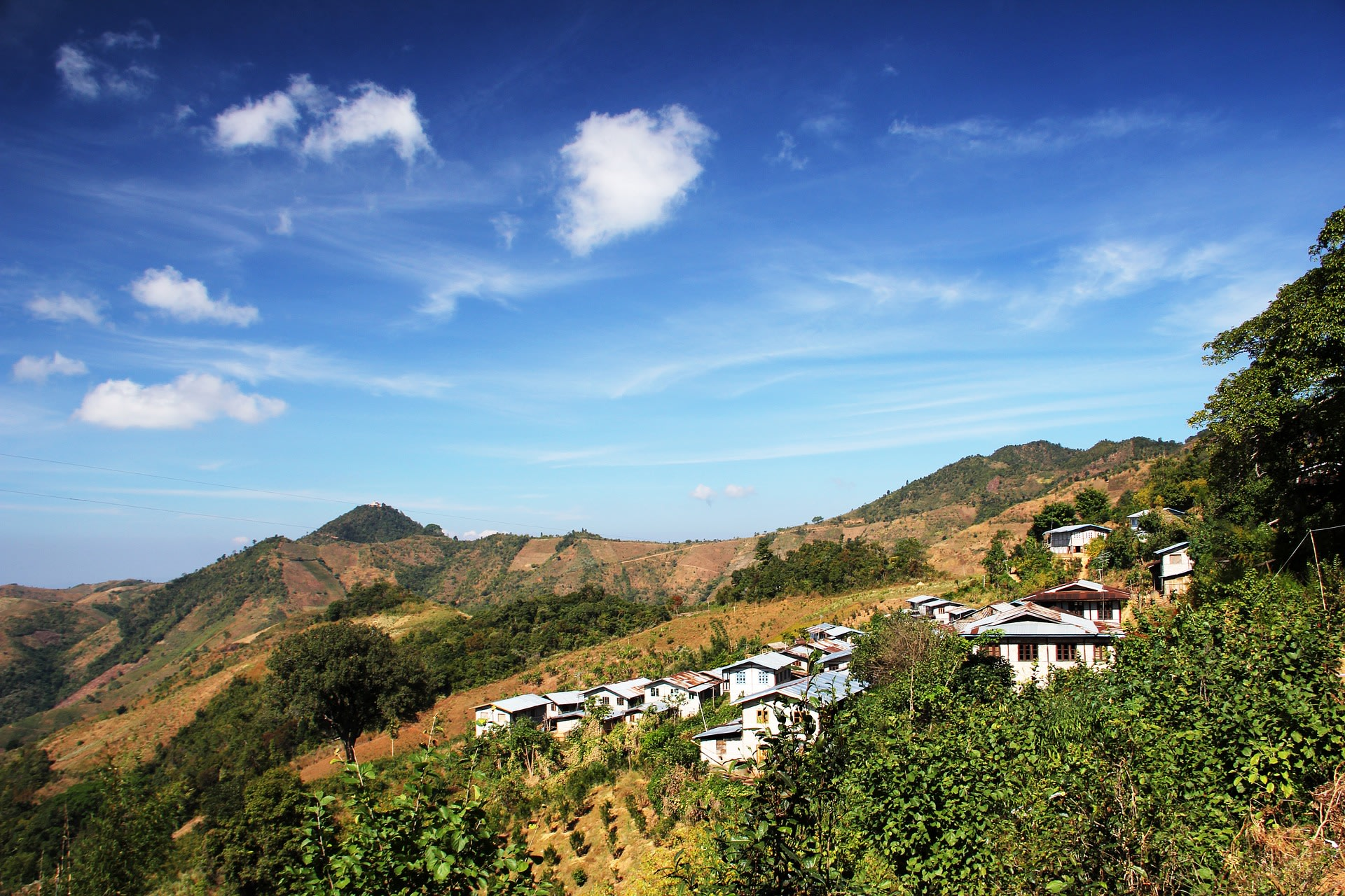 Kalaw Hills Magnificent View