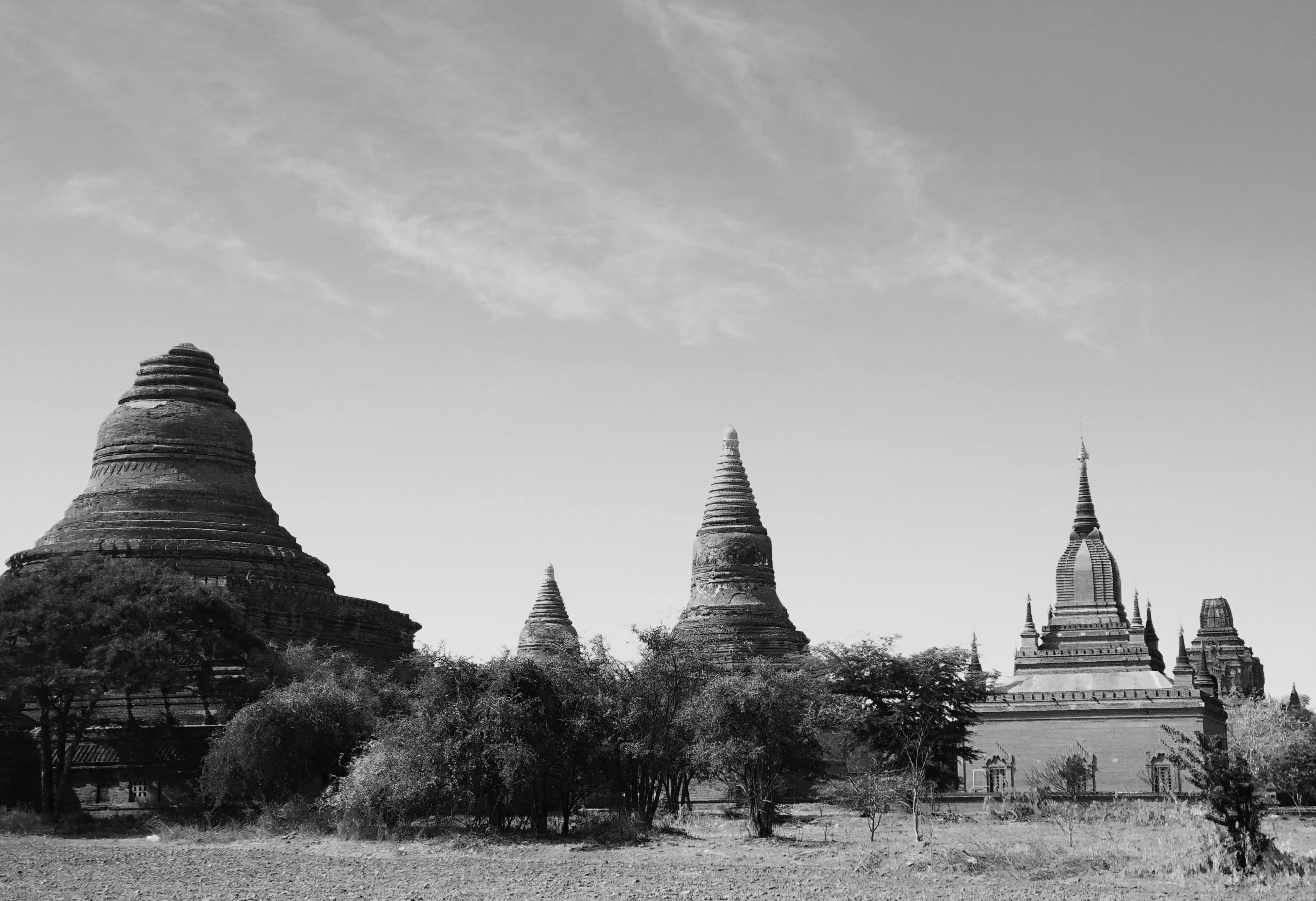 Bagan Temples and Pagodas