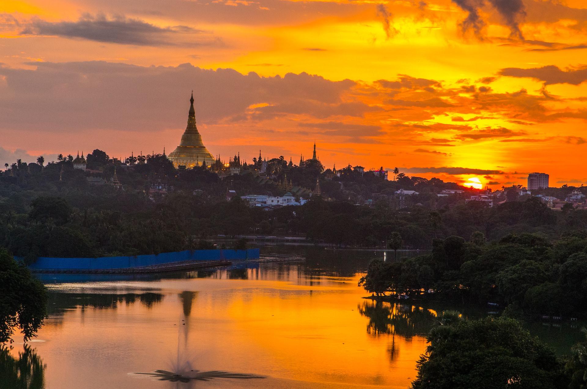 Yanon city