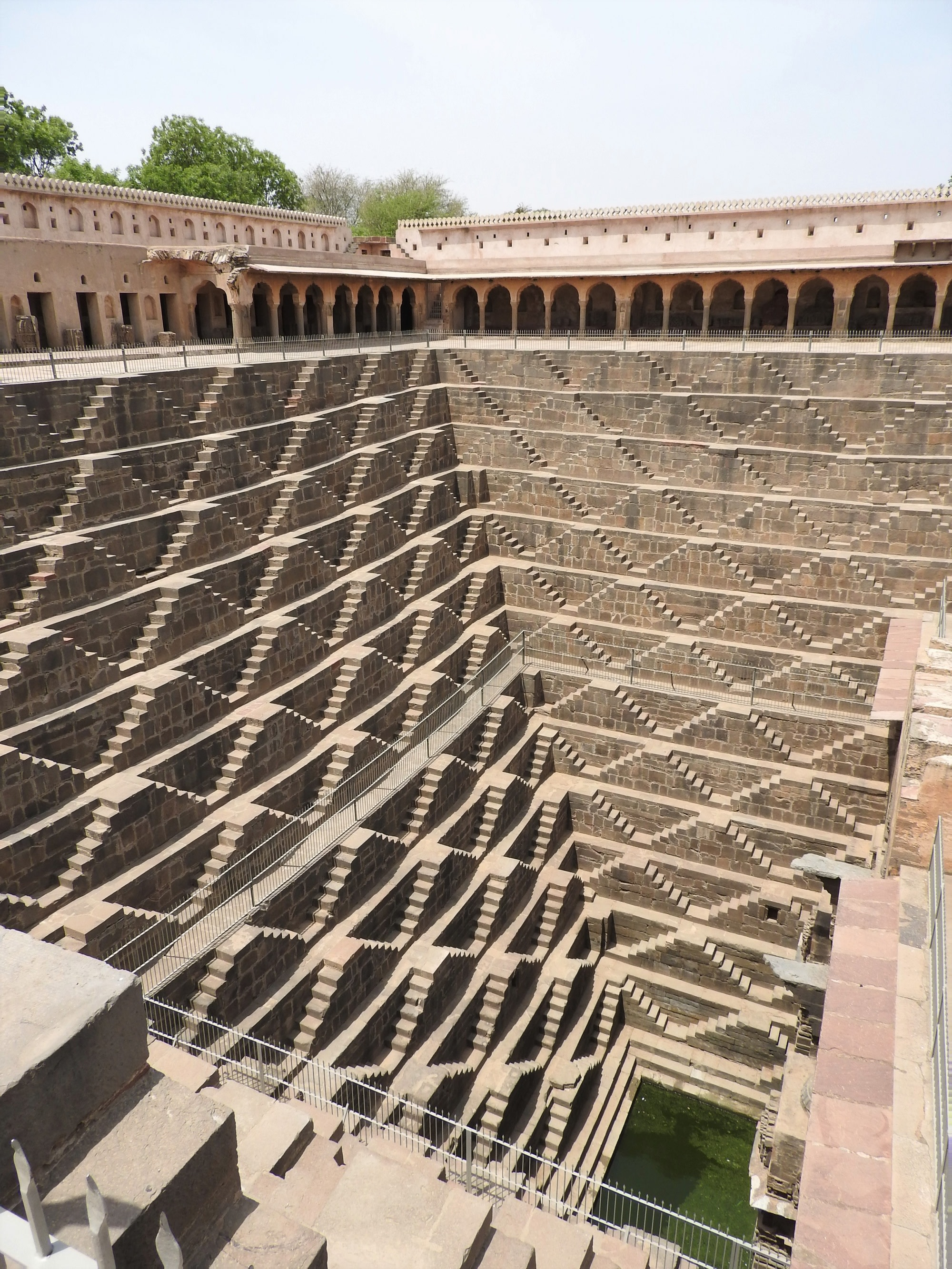 Intricate Chand Boari Stepwells