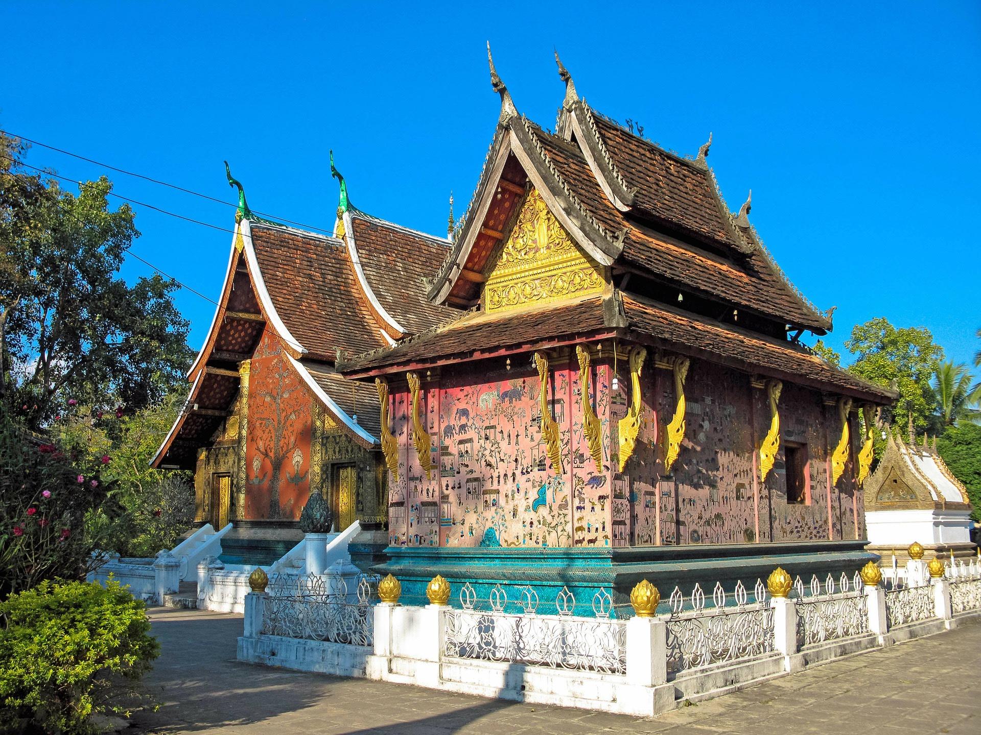 Wat Xienthong Temple