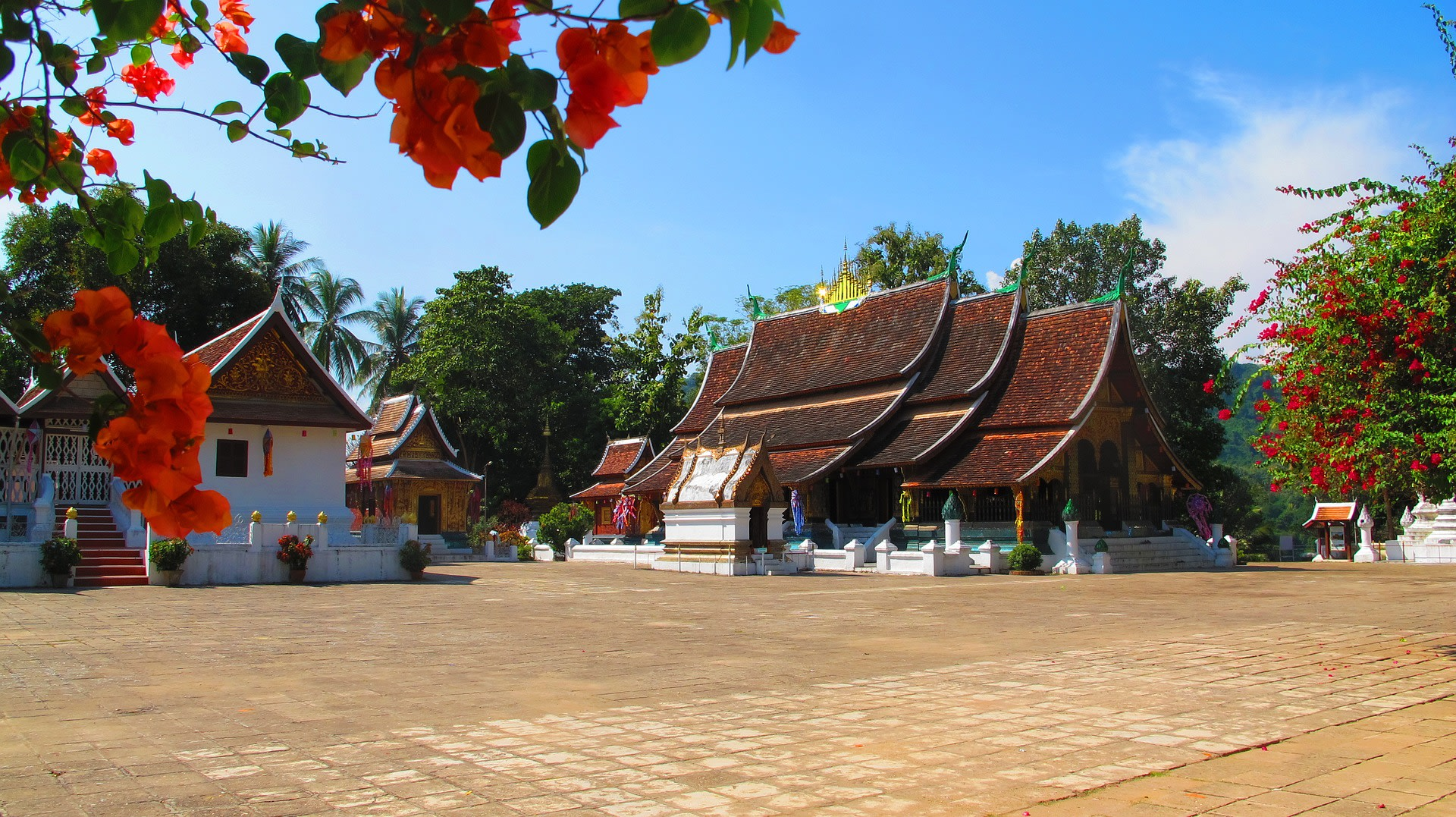 Wat Siphouthabath Temple
