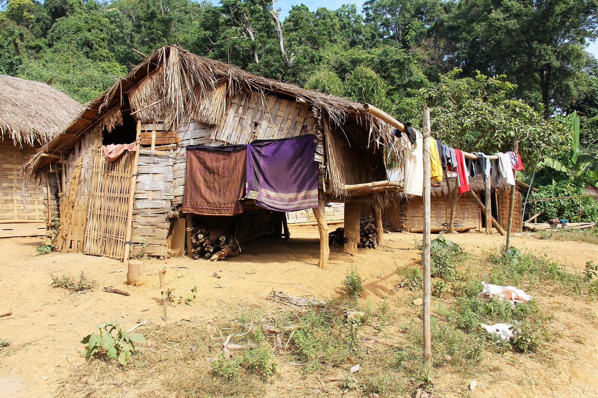 Village Mountain Hut