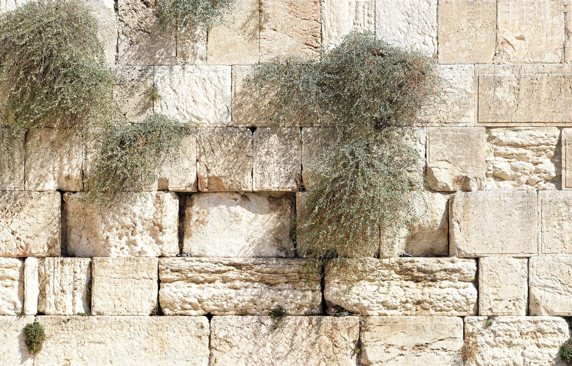 Old Jerusalem Walled City