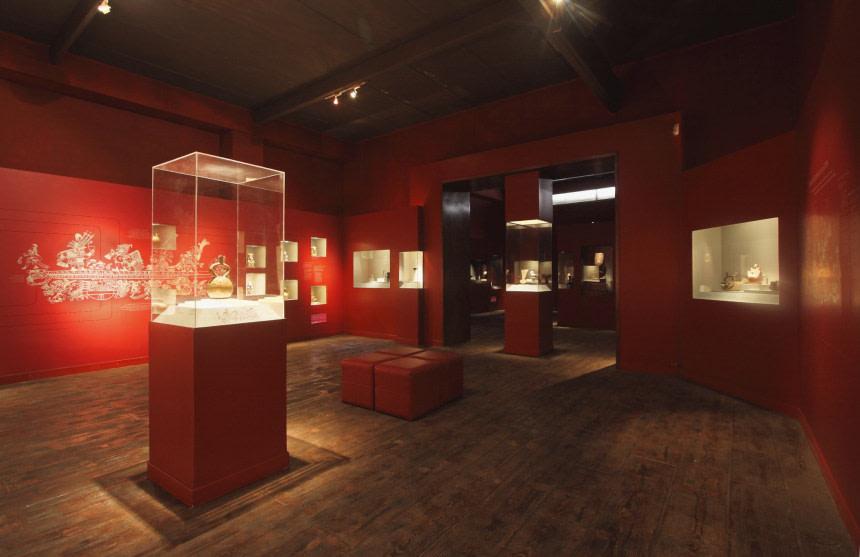 Larco Museum Artefacts