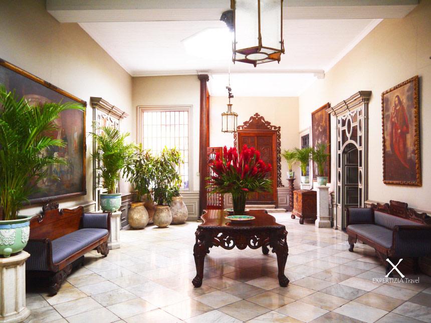 House of Aliaga's Sitting Area
