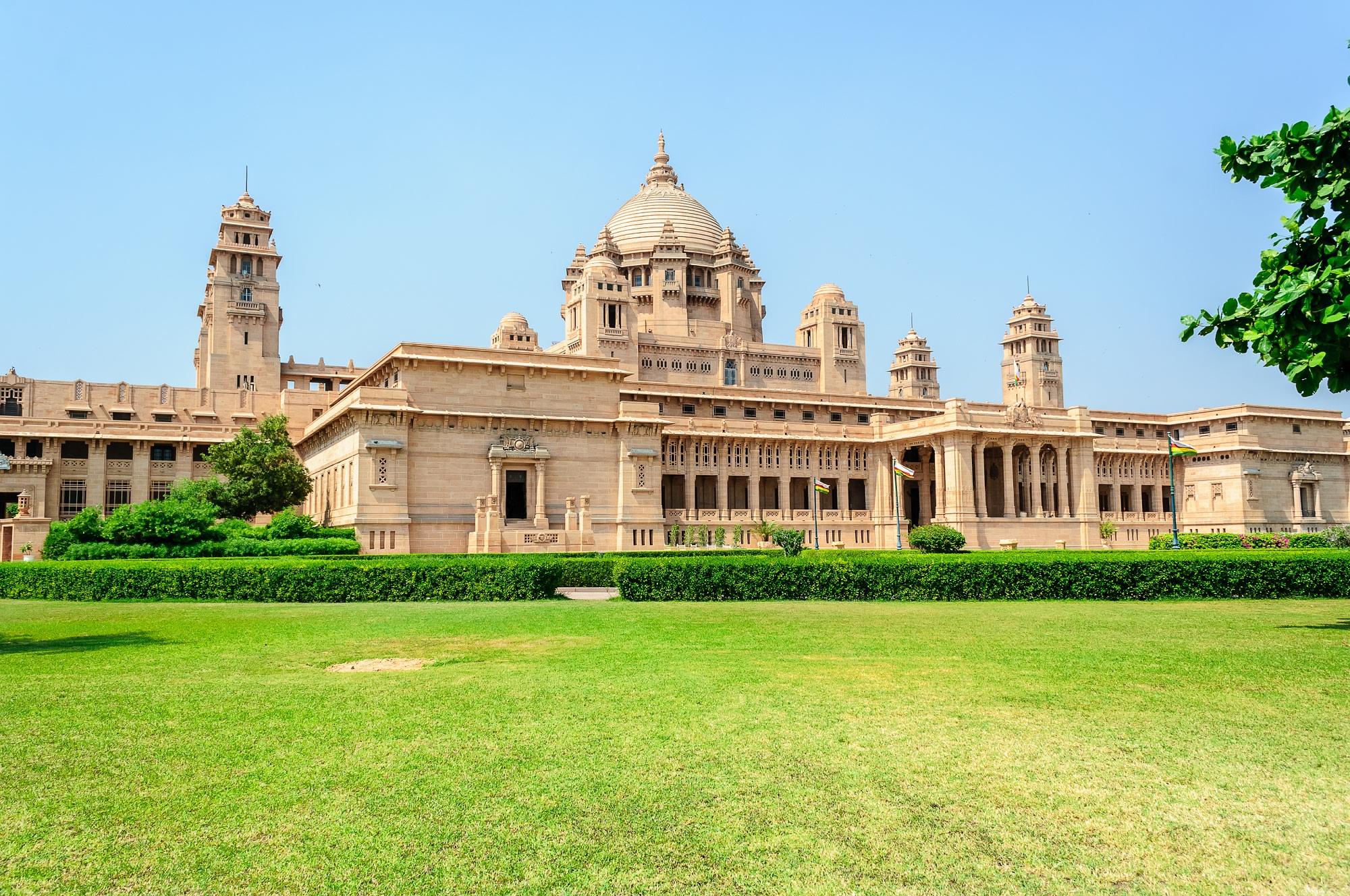 Ummaid Bhawan Palace