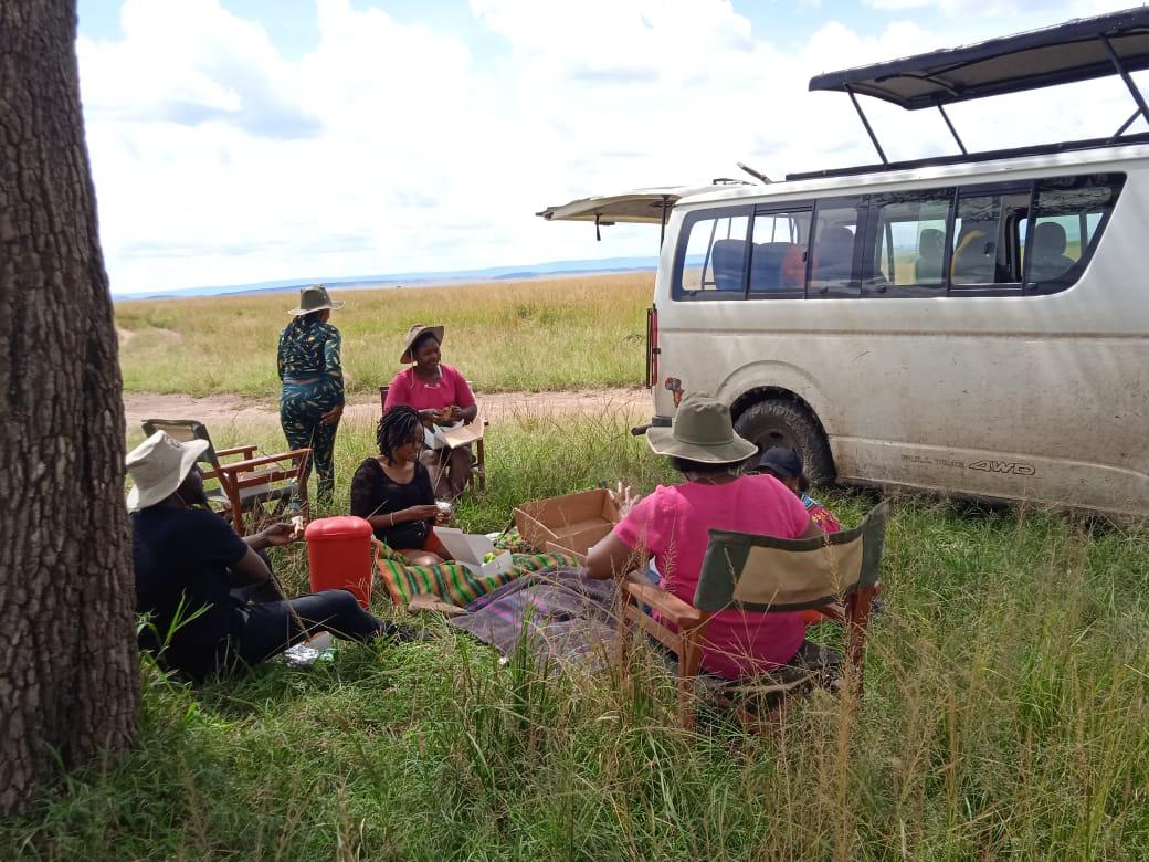 Masaai Mara Safari