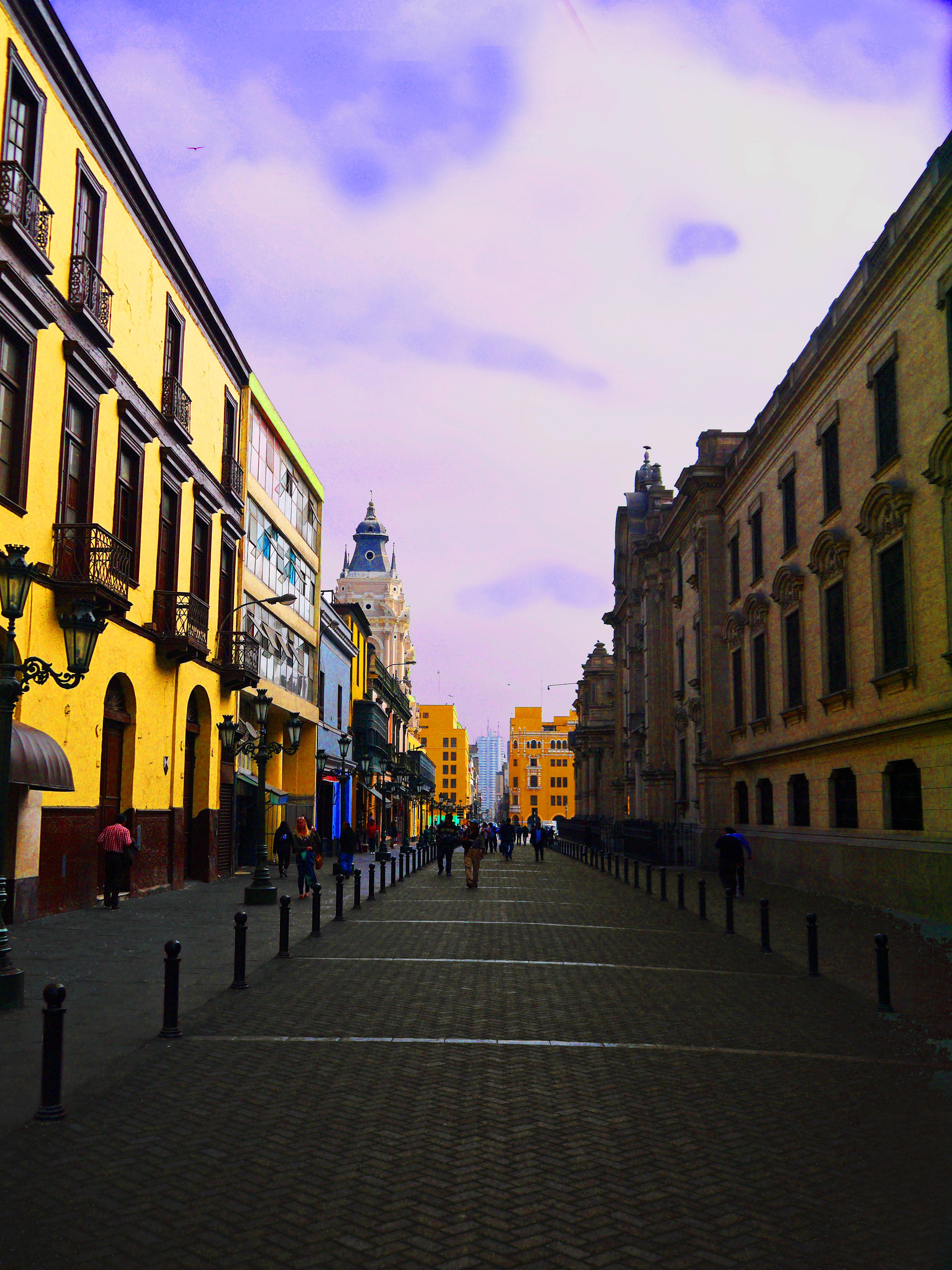 Lima Local Street