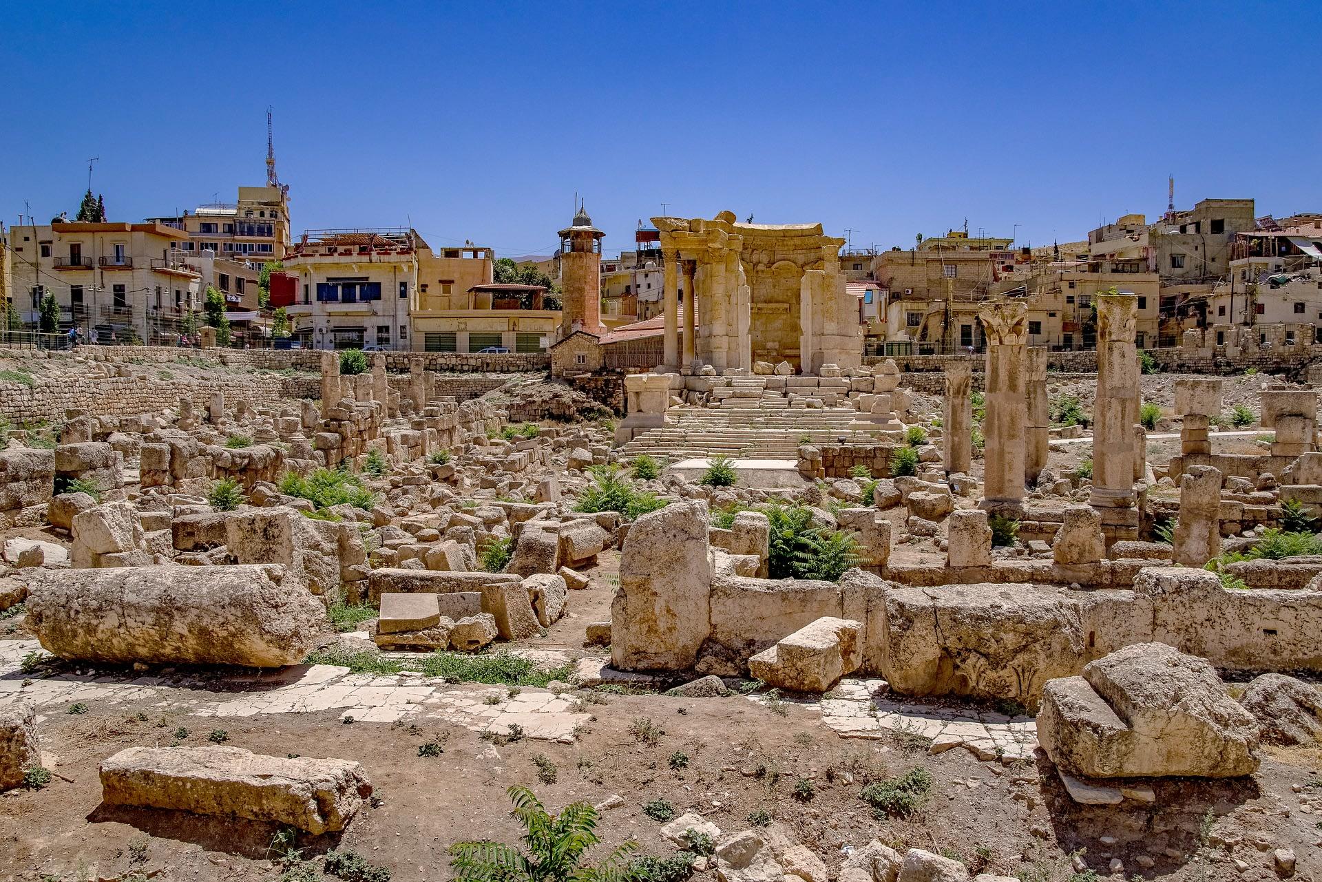 Baalbek City View